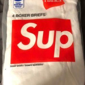Supreme Men's Boxer Briefs